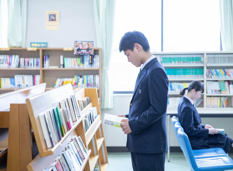 たゆまぬ学校改革と、生徒の可能性を引き出し伸ばす教育で、国公立大合格者が着実に増加