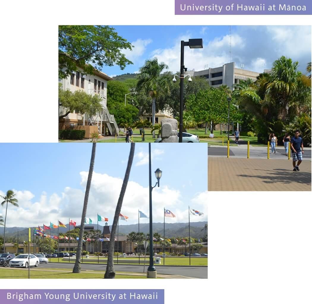 ハワイ修学旅行と海外留学支援 世界へ羽ばたく!