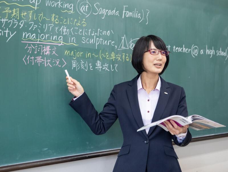 学力を伸ばす習熟度&オプション選択制の7、8限授業